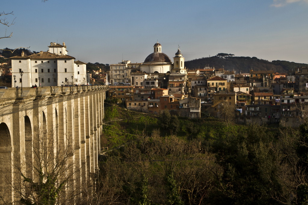 "Roman Castles ""Castelli Romani"""